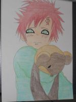 Little Gaara by SunnySun93