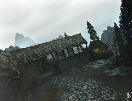 Skyrim: A Road To Execution by Nieuwus