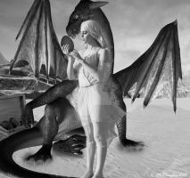 Mother of dragons 2 by MDBOOKCOVERS