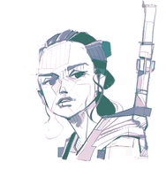 Rey-a-Day 89 by michaelfirman