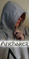 Assassin's Hoodie by Antharez