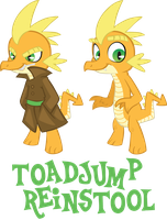 Toadjump Reinstool by Trotsworth