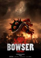 Bowser - The Movie by BlueprintPredator