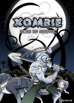 Xombie: Dead On Arrival cover by jamesfarr