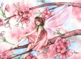 Flower Fairy 3 by angelajordan