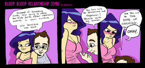 Relationship Comic V by JHALLpokemon