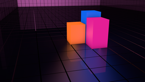 The Cubes by tobber103