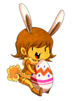 Happy Easter by Willow-San