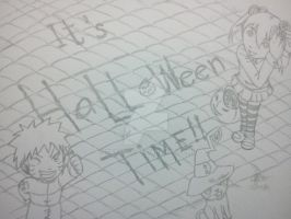 It's Halloween time! by Xarante