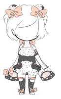 Custom outfit:1 by bunniiadopts