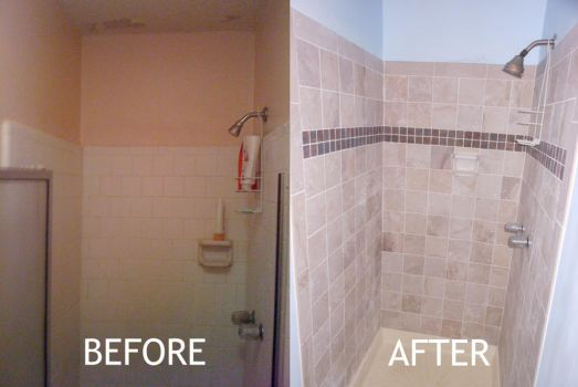 Shower Renovation by CptCool2