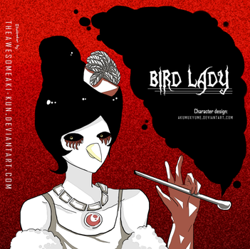 [AC] 335: The Bird Lady by TheAwesomeAki-kun