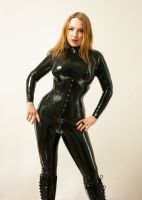 Just a Catsuit by Furmel