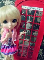 New Phone Booth by amandalkm