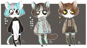 nekos adopt auction CLOSED by sicklilthings