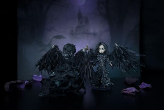 the Crows 2 by Noellepage