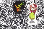Love You by HelenBellxD