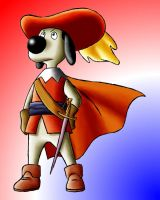 Hero Dogtanian by gaby14link