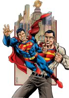 Superman by Samicler by samicler