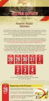 Taksim Gezi Park Protests Infographic by LephistoDesign