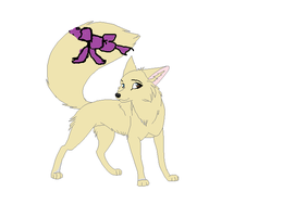 Me as a fox by GolfingQueen