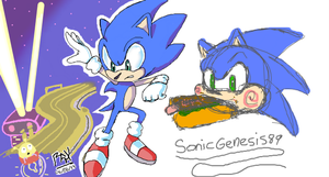 iScribble - Back at stardust by RGXSuperSonic