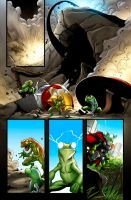 Pet Avengers pg7 by JPRart