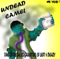 Left 4 Dead - Undead Camel by Iron-KoolaidMan