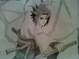 Sasuke by matt123chez