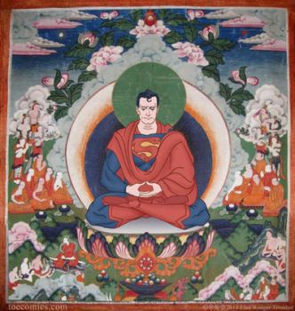 Superman in Samsara by theory-of-everything