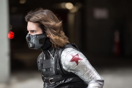 Winter Soldier 2 by PintoBeanCosplay
