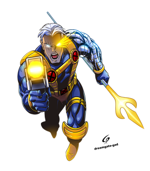 MVC2 Cable by Gad by Dreamgate-Gad