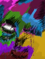 Attacked by color. by Elater