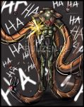 MGS4 - laughing octopus by buuzen