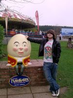 The Day I Met Humpty Dumpty by Patty1234