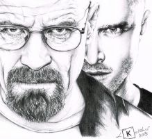 Breaking Bad. Yo. by LornaKelleherArt