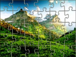 Nature Puzzle by kostya1991