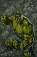 Keown Hulk by drucpec