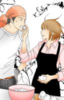 Nodame Cantabile - Chapter 102 by missaki-chan