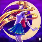 Sideview Sunday Sailor Moon by e-carpenter