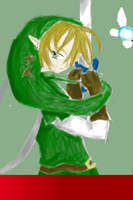 A Very Lazy Link Picture by LightShappy
