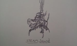 Steam Sound by SirCartoon