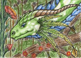 ACEO Gawarin by Scalie