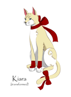 Kiara (transformed) by Great-Aether