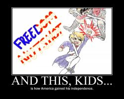 [APH] America wins how now...? by CheetoDorito