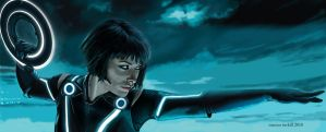 Tron Legacy by turkill