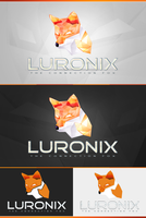 Luronix - Logo Design by King--Sora