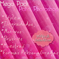 +Mega Pack Para Photoshop! by WhitYouItsBetter