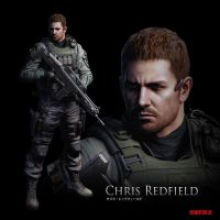 Redfield from here by ChrisNext