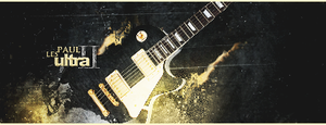 Les Paul Ultra II by dallon113